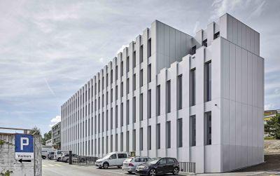 Bâtiment administratif de la police cantonale de Fribourg