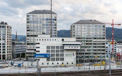 Europaallee, Baufeld G