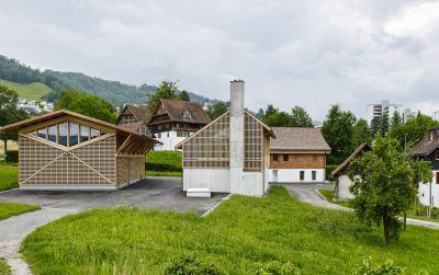 Constructions de remplacement de Lüssihof, Zug
