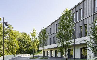 Neubau Heilpädagogische Schule Lyss