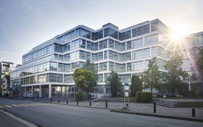 Gesamtsanierung und Büroausbauten MEDIENPARK, Zürich