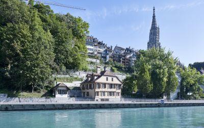 Umbau und Dachausbau Aarstrasse 62 und 66 in Bern