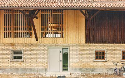 Haus in der Scheune