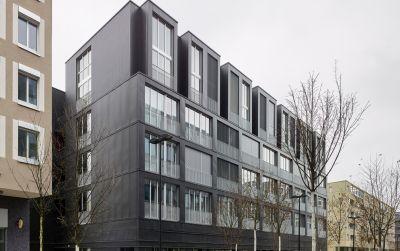Wohn- und Geschäftshaus MIN MAX, Glattpark