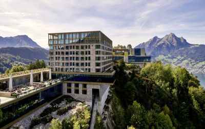 BÜRGENSTOCK HOTEL 5*SUPERIOR