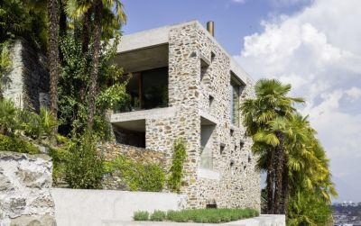 Umbau Haus in Ascona