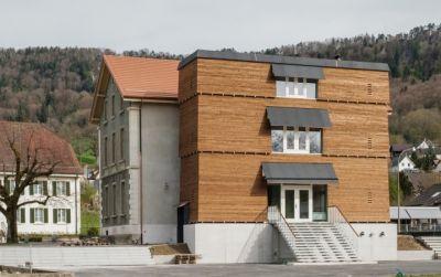 Haus für Vereine, Wydenmatt