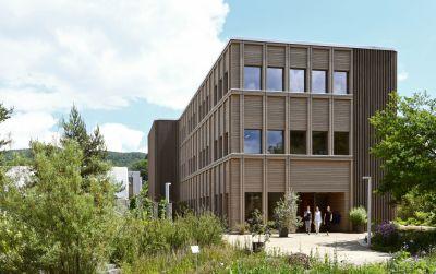 Bürogebäude Weleda