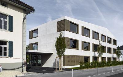 Neubau Schulhaus Kestenholz