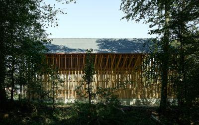 Brennholzlagerhalle Dübendorf