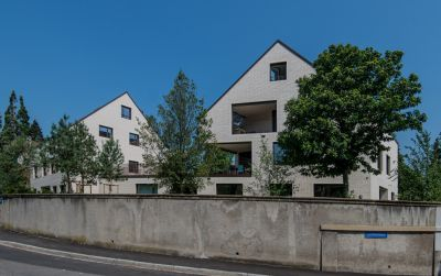 Neubau zwei Mehrfamilienhäuser