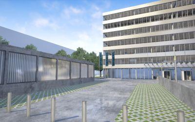 Siemens BT@Zug Bürogebäude
