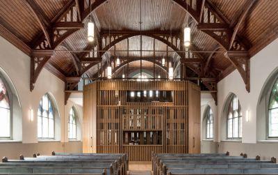 Umbau Markuskirche