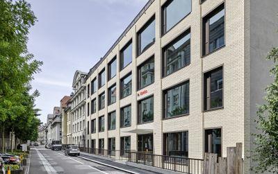 Bürogebäude Unterstrasse St. Gallen