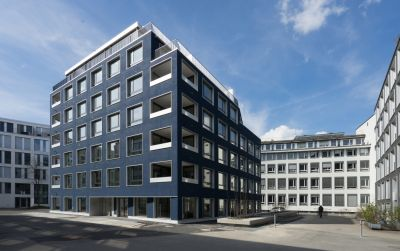 Neubau Mehrfamilienhaus edensieben, Zürich