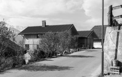 Neubau EFH Arbaz, VS