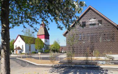 Umbau und Erweiterung ref. Kirchgemeindehaus mit Pfarrwohnung