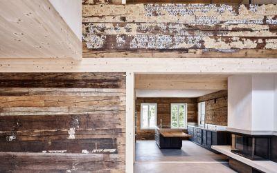Gehöft zur Gerbe Rothenburg, Umbau und Sanierung denkmalgeschütztes Wohngebäude und Wiederaufbau Schopf