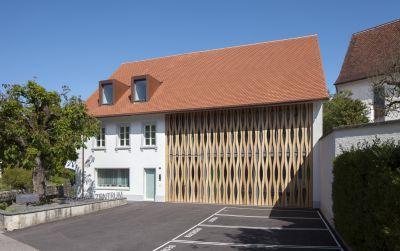 Umbau Pfarreizentrum