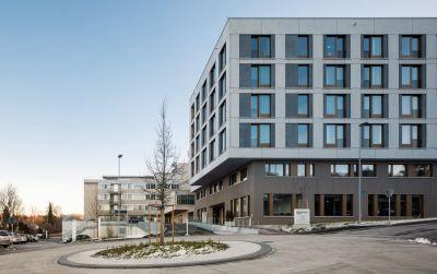 Erweiterung Gesundheitszentrum Dielsdorf