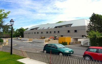 Construction d'un immeuble villageois de 13 appartements - Minergie P à Aire-La-Ville (GE)