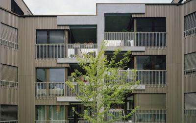 Wohnsiedlung Riedgraben, Schwamendingen