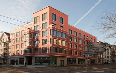 Wohnüberbauung Münchhaldeneck