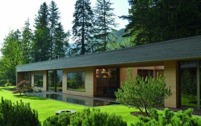 Wohnen und Arbeiten am Waldrand