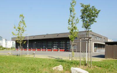 Feuerwehr Lyss Neubau Kappelenstrasse