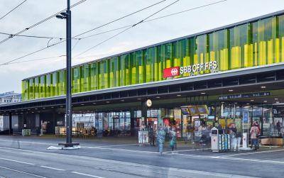 Ausbau Bahnhof Oerlikon
