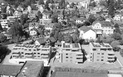 Wohnüberbauuung Güüch Pfäffikon ZH