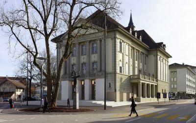 Erneuerung Stadttheater Langenthal