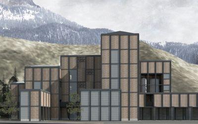 IL SCANATSCH, Kies-& Betonwerk in Reichenau/Tamins(GR)