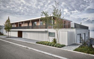 Wohnüberbauung Luxmatten