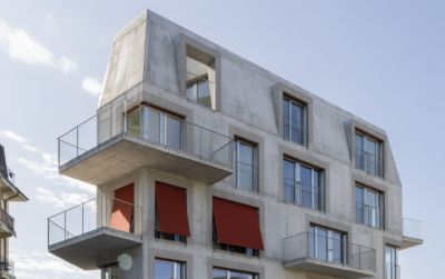 Wohnhaus Verdeaux