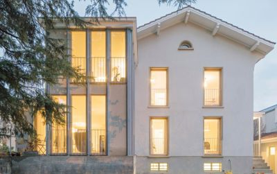 Maison multifamiliale Martinet