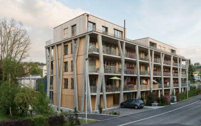 Wohnüberbauung Mehrfamilienhaus Arborea