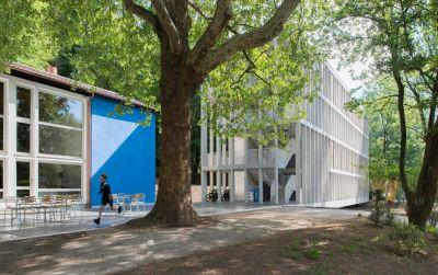Um- und Neubau Jugendherberge Bern