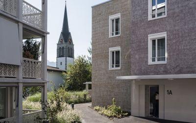 Neubau Wohnen an der Wassergasse