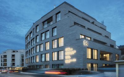 Neubau Wohn- und Geschäftshaus, Churerstrasse 54, 8808 Pfäffikon SZ