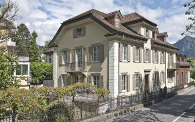 Um- und Anbau Personalhaus Grand Resort,  Bad Ragaz (Haus Sarona)