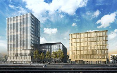 Baufeld 1 Suurstoffi Campus (Innovation)