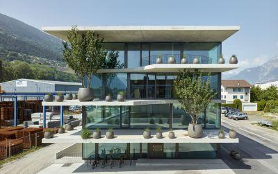 immeuble d'activités ''les jardins de jean-luc''
