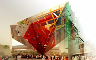 Schweizer Pavillon EXPO 2020 Dubai (Kollaboration)