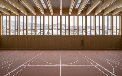 Sporthalle Matzendorf