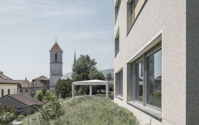 Neubau Primarschulhaus Ecole des Collonges