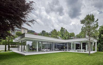 Neubau Villa Amanjiwo, Luzern