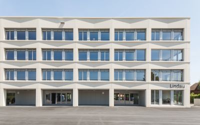 Sekundarschulhaus und Sporthalle Rothenburg