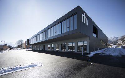 Bâtiment de société RHV