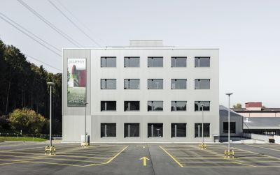 Firmensitz Jeld-Wen